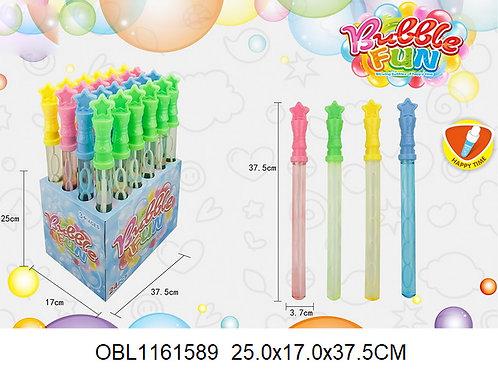 Купить игрушку мыльн.пузыри меч 24 шт/коробка
