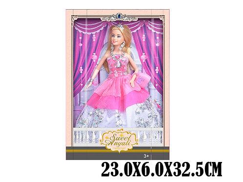 Игрушка детская:Кукла с сумочкой