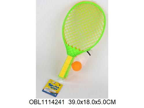 Купить игрушку теннис пластмассовый