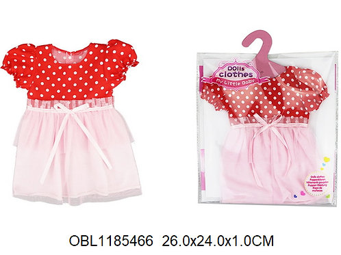 Купить игрушку платье для куклы 18d