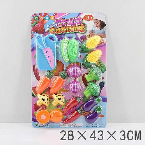 Игрушка детская:Набор овощей и фруктов