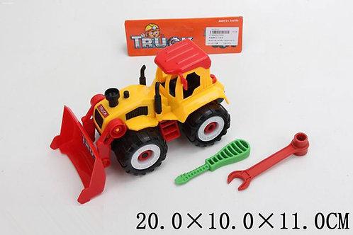 Игрушка детская:Трактор-конструктор 2в