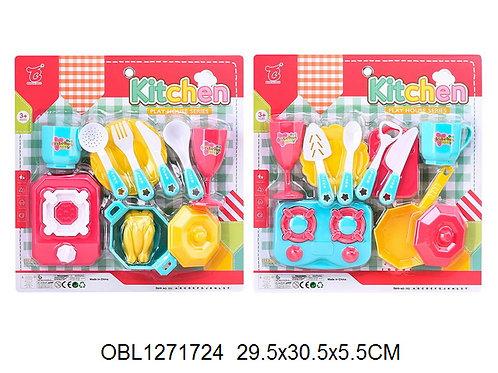 Купить игрушку посуда 2 цвета