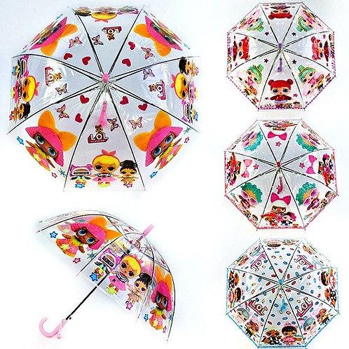Зонтик детский Куколки в ассортименте