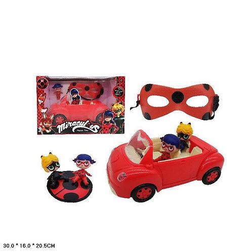 Игрушка детская:Машина с куклой