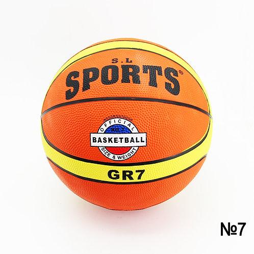 Купить игрушку мяч баскетбольный размер 5