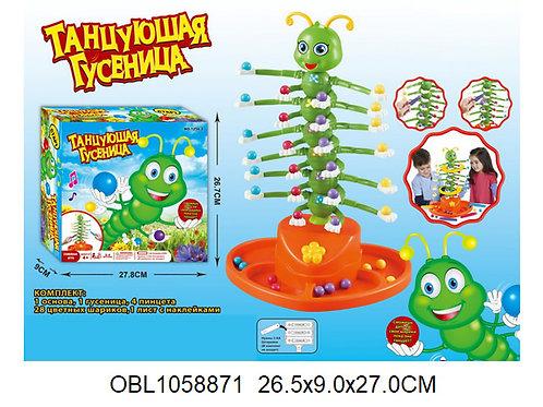 Купить игрушку настольная игра Танцующая гусеница