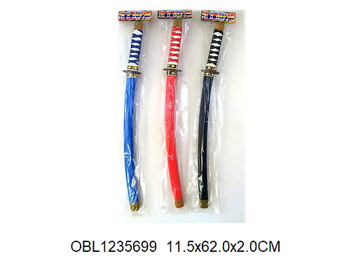 Купить игрушку меч ниндзя 3 цвета