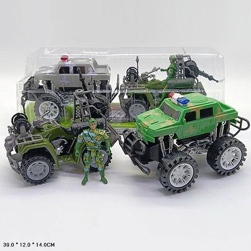Игрушка детская:Машина с прицепом
