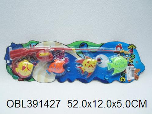 Купить игрушку рыбалка 2 цвета
