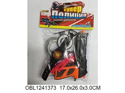Купить игрушку полицейский набор