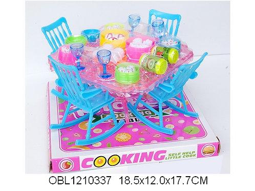 Купить игрушку обед набор