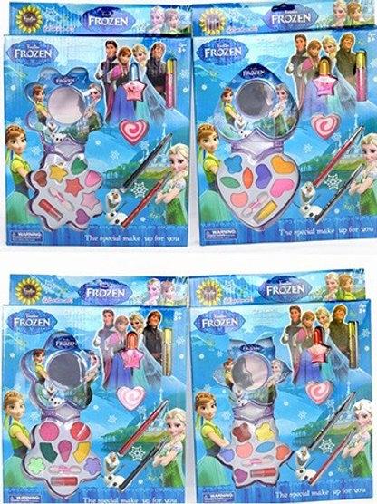 "Набор Косметики ""Frozen"" 4 вида в коробке 32х24см"