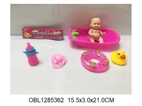 Купить игрушку кукла пупс с ванной