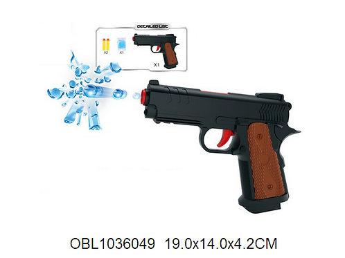Купить игрушку пистолет с гелевыми шариками акция скидка 50%