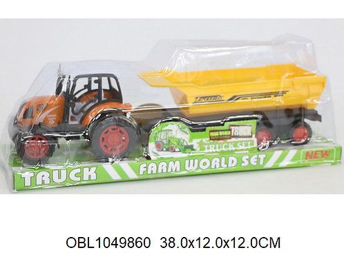Купить игрушку трактор инерц.