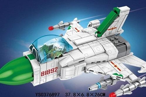 """Конструктор Sembo Block """"Вертолет J-8"""" 311дет. в кор. 37.8х6.8х26см"""