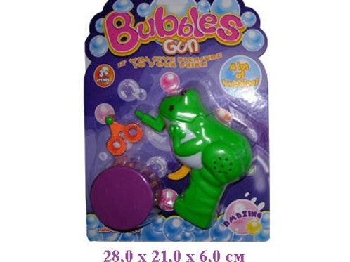 Купить игрушку пистолет мыл.пузыри акция скидка 50%
