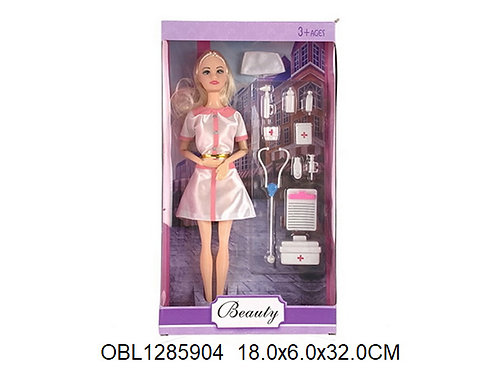 Купить игрушку кукла доктор