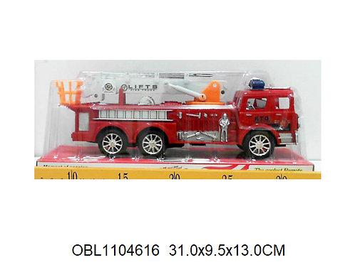 Купить игрушку машина инерц. пожарная