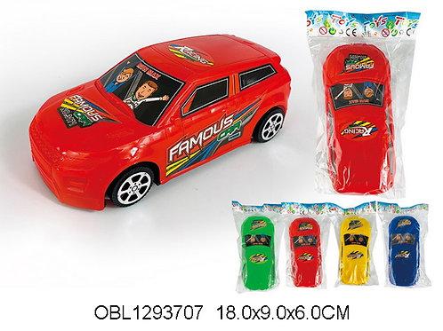Купить игрушку машина инерц. 4 цвета