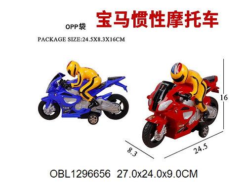 Купить игрушку мотоцикл инерц. 2 цвета