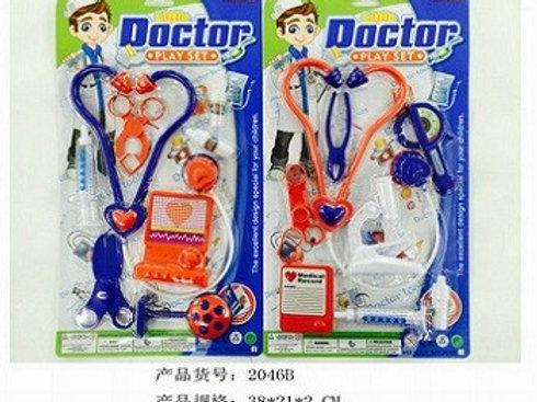 Набор доктора на картоне 38х21х2 см