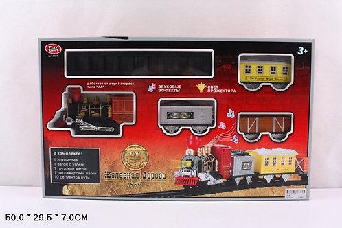 Купить игрушку железная дорога