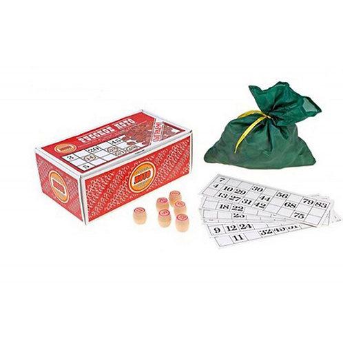 Лото(красная коробка)