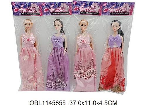 Купить игрушку кукла длинный волос 4 вида