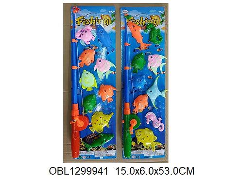 Купить игрушку рыбалка 2 вида