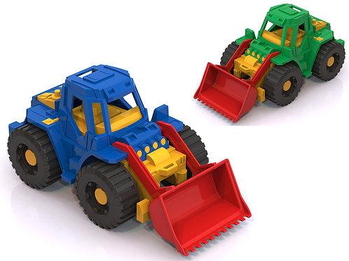 "Купить игрушку НордПласт: Трактор ""Дон"""