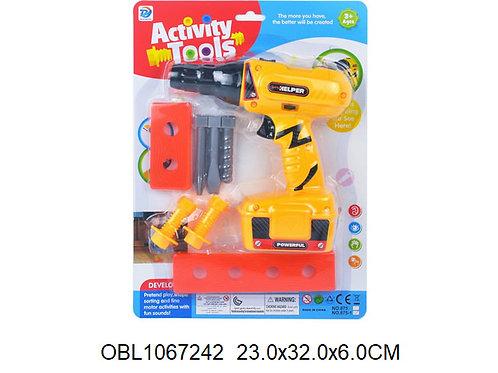 Купить игрушку инструменты на батарейках