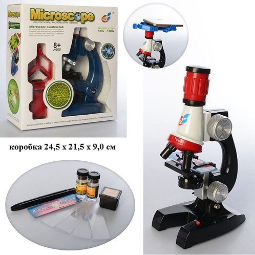 Купить игрушку микроскоп