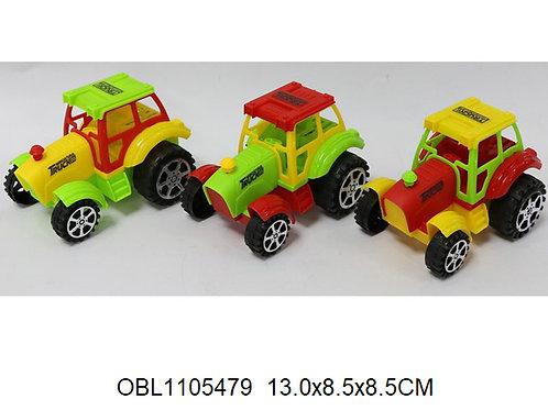 Купить игрушку трактор 3 цвета