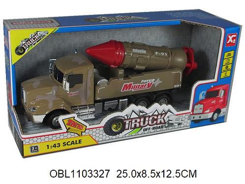 Купить игрушку машина металл. инерц. военная акция скидка 50%