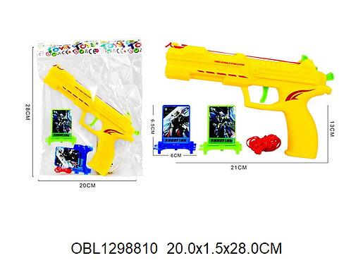 Купить игрушку пистолет с мишенями