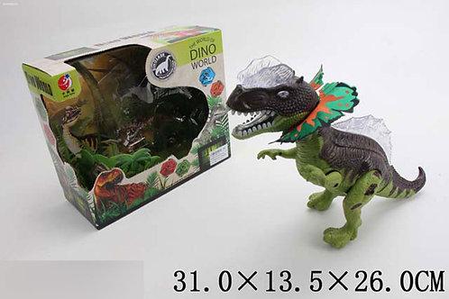 Игрушка детская:Динозавр н/б 2цв