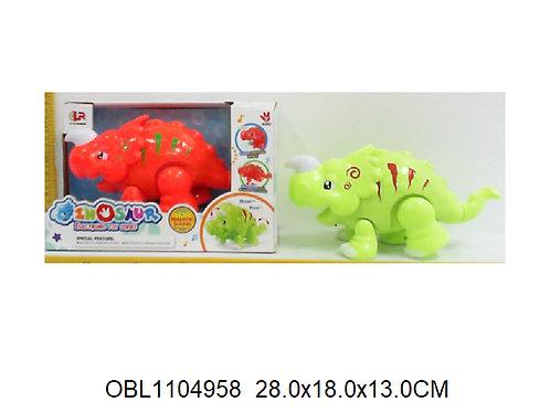 Купить игрушку динозавр на батарейках 2 вида