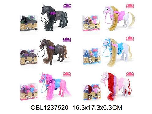 Купить игрушку лошадь 6 видов