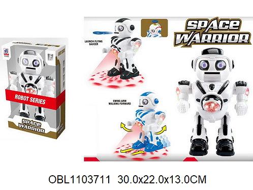 Купить игрушку робот на батарейках 2 цвета