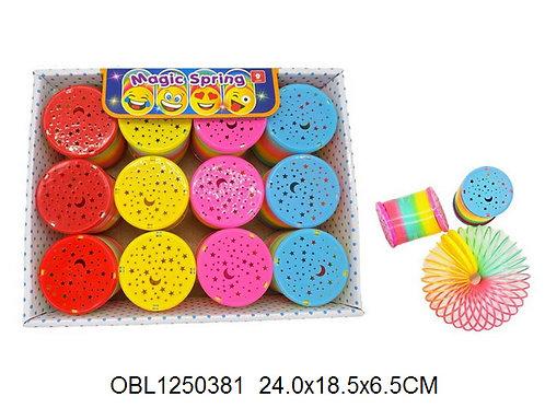 Купить игрушку радуга 12 шт/коробка