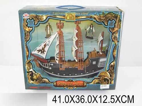 Игрушка детская:Пиратский корабль