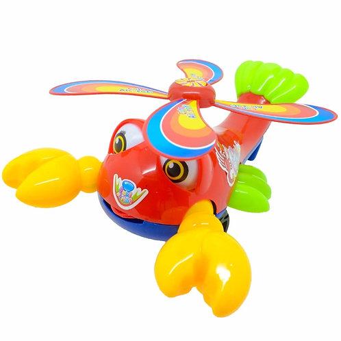 Купить игрушку каталка краб с пропеллером
