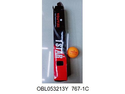 Купить игрушку шарики теннис 6 шт/коробка