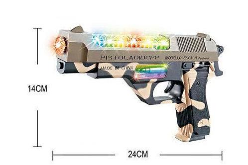 Игрушка детская:Пистолет н/б
