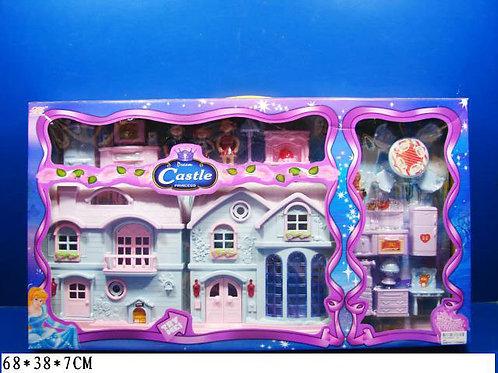 Игрушка детская:Дом для кукол