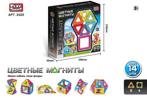 Купить игрушку конструктор магнитный