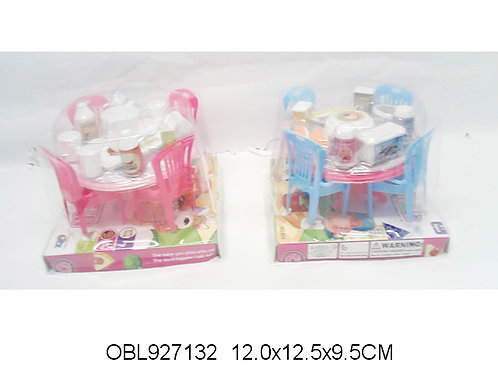 Купить игрушку обед набор 2 цвета