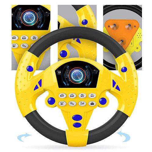 Купить игрушку руль музыкальный